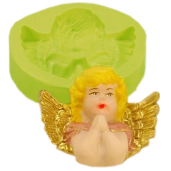 Molde Anjo Busto