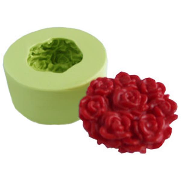 Molde Arranjo de Rosas