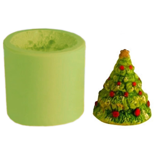 Molde Árvore de Natal Pequena