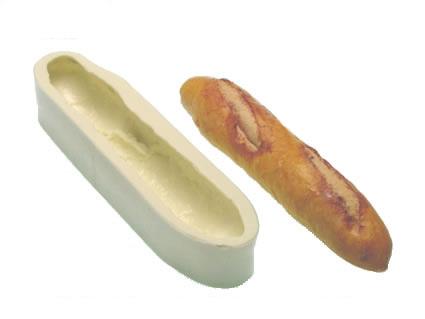 Molde Baguete Mini