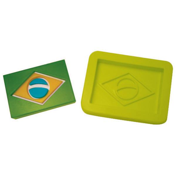 Molde Bandeira do Brasil