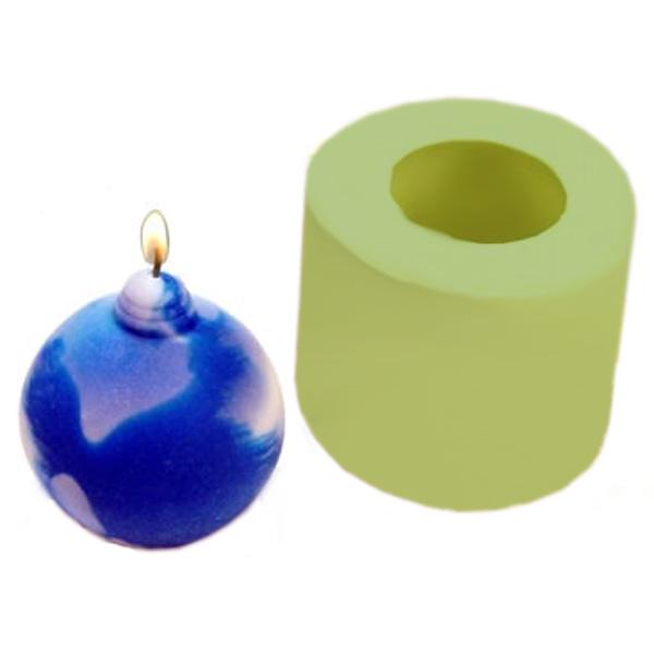 Molde Bolinha Natal
