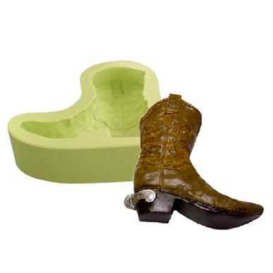 Molde Bota Cowboy