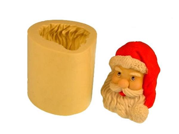 Molde Papai Noel Cabeça