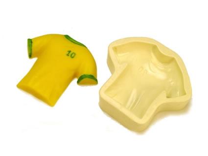 Molde Camiseta Futebol