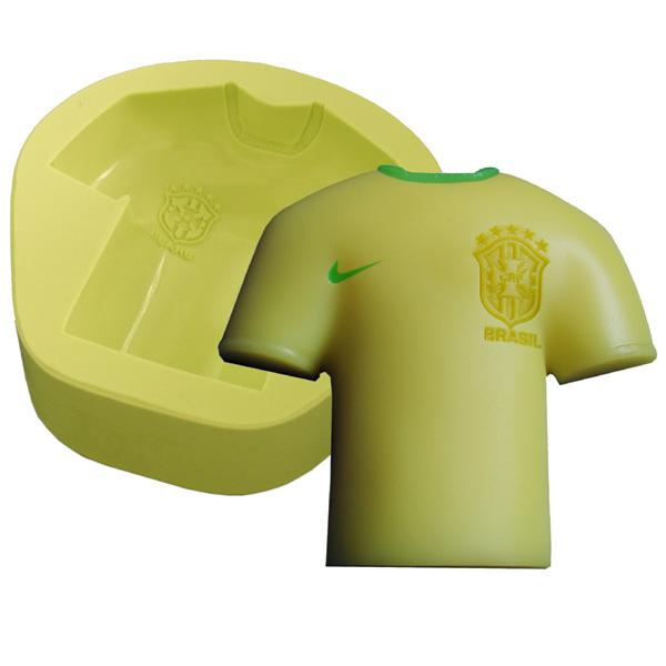 Molde Camiseta Oficial Brasil