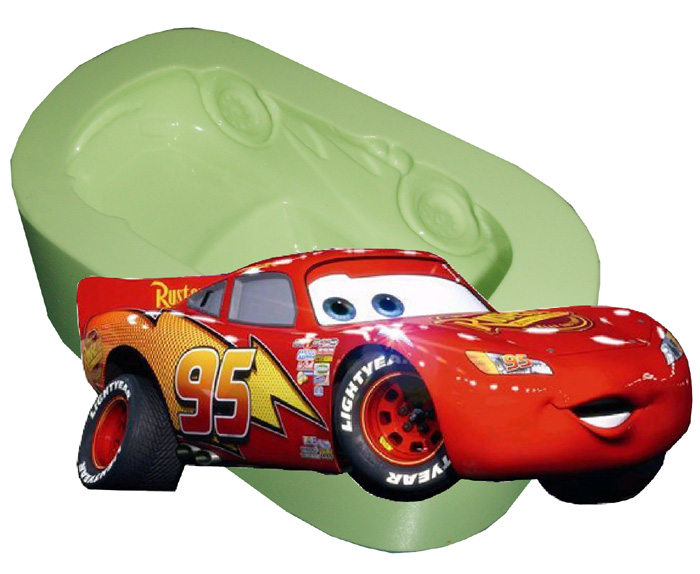 Molde Carro Mac