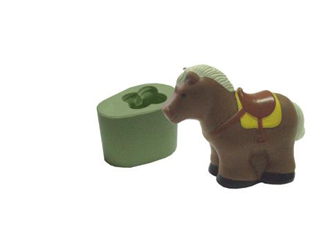 Molde Cavalo Infantil