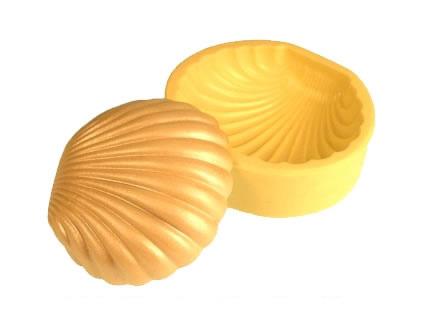 Molde Concha Shell