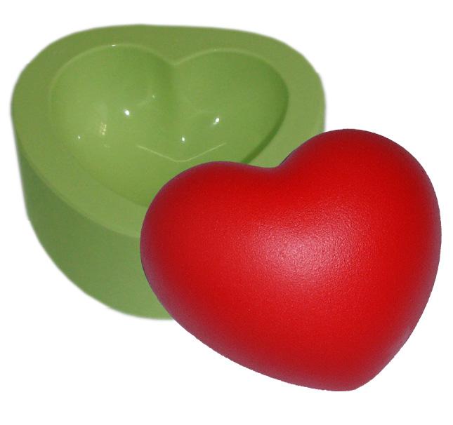 Molde Coração Gordo