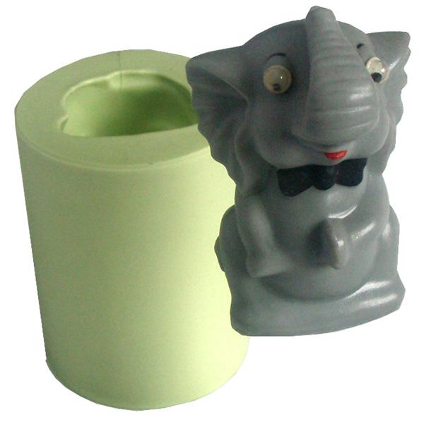 Molde Elefante Pequeno