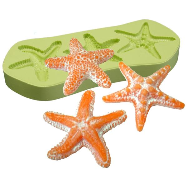 Molde Estrelas do Mar