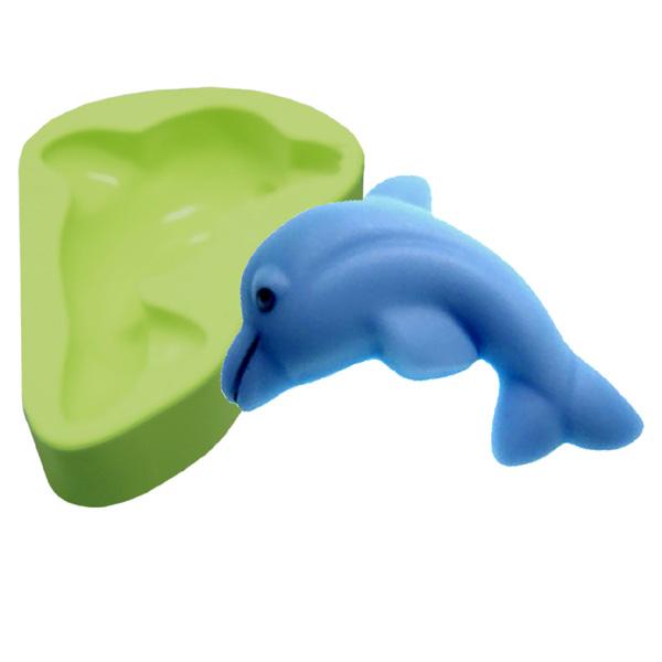 Molde Golfinho Pequeno