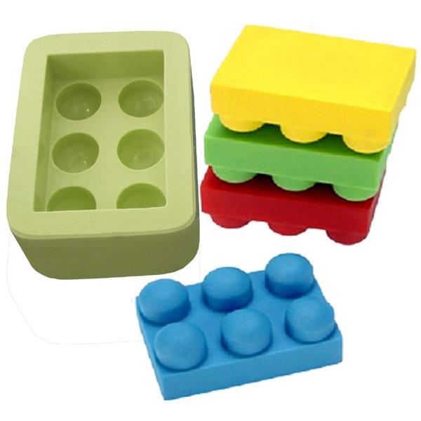 Molde Lego Massageador