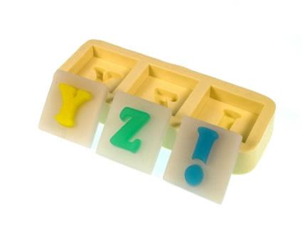 Molde Letras YZ!