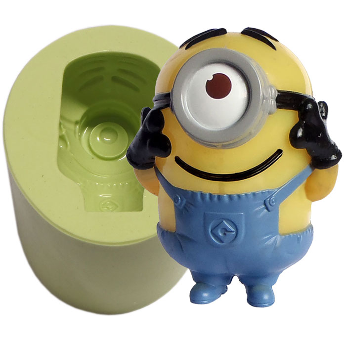 Molde Minion Favorito