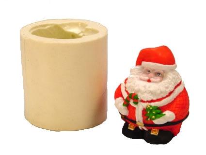 Molde Papai Noel Grande