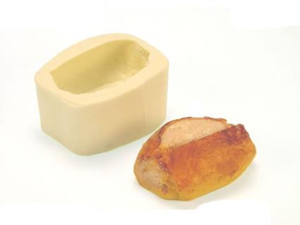 Molde Pão Francês Mini
