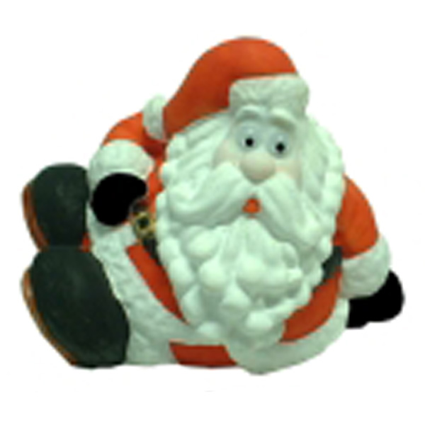 Molde Papai Noel Sentado