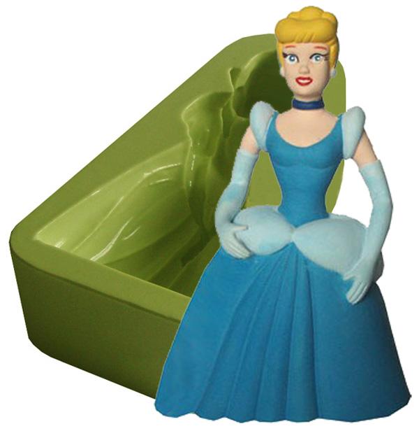 Molde Princesa Cindy