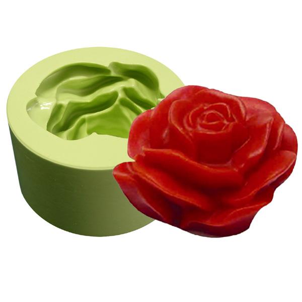 Molde Rosa Grande