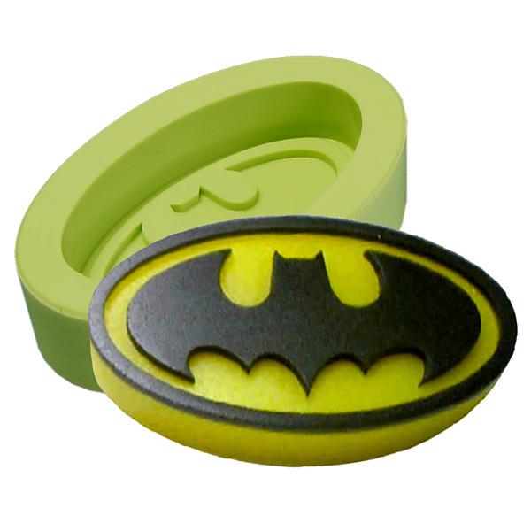 Molde Simbolo Bat