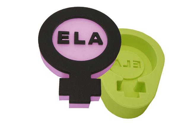 "Molde Simbolo Sexual ""ELA"""