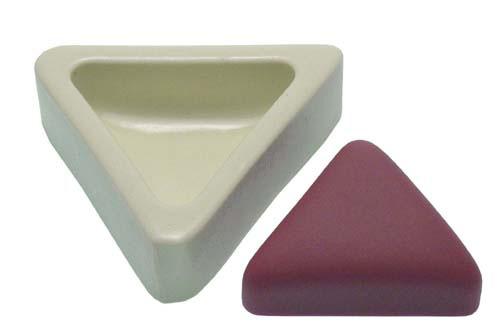 Molde Triangular