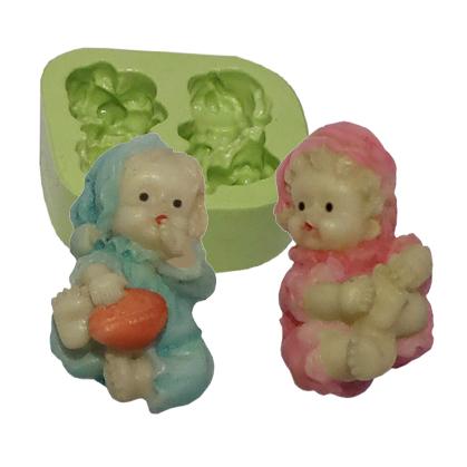 Molde Bebês Mini
