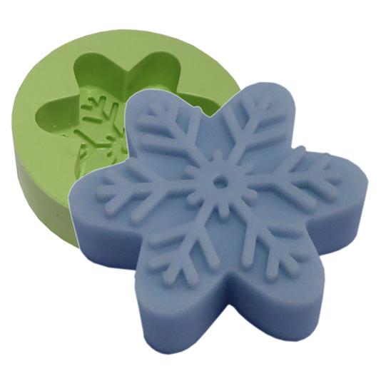 Molde Floco Frozen